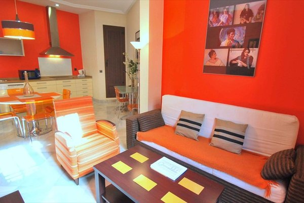 Living-Sevilla Apartments San Lorenzo - фото 4