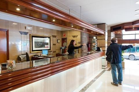 Hotel Derby Sevilla - фото 13