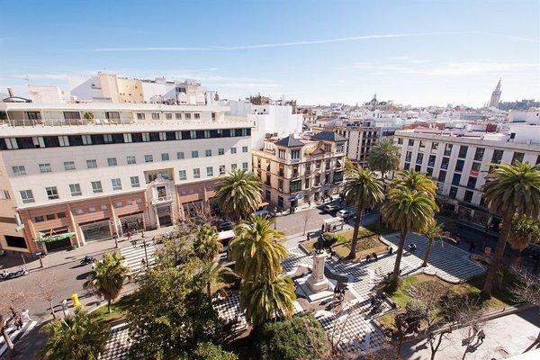 Hotel Derby Sevilla - фото 19