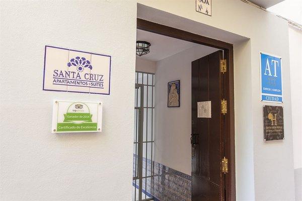Apartamentos Suites Santa Cruz - фото 16