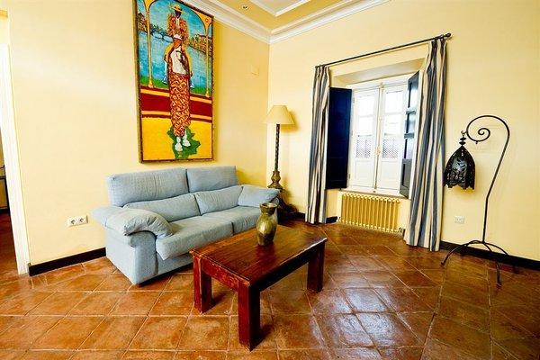 Apartamentos Suites Santa Cruz - фото 5