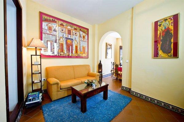 Apartamentos Suites Santa Cruz - фото 6