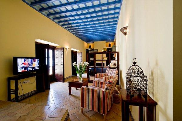 Apartamentos Suites Santa Cruz - фото 8