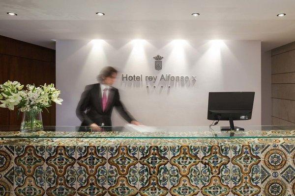 Hotel Rey Alfonso X - фото 16