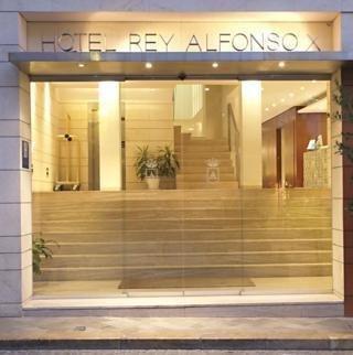 Hotel Rey Alfonso X - фото 18