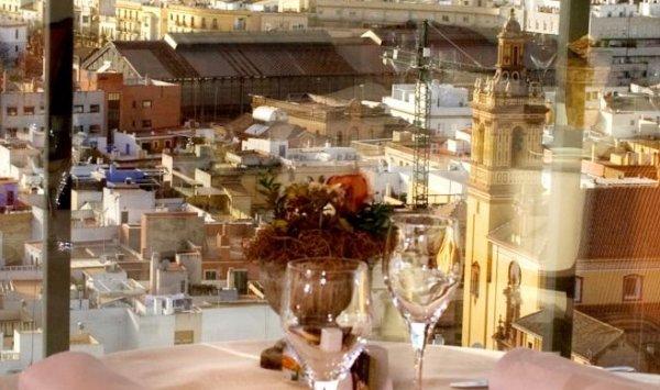 Hotel Sevilla Center - фото 13