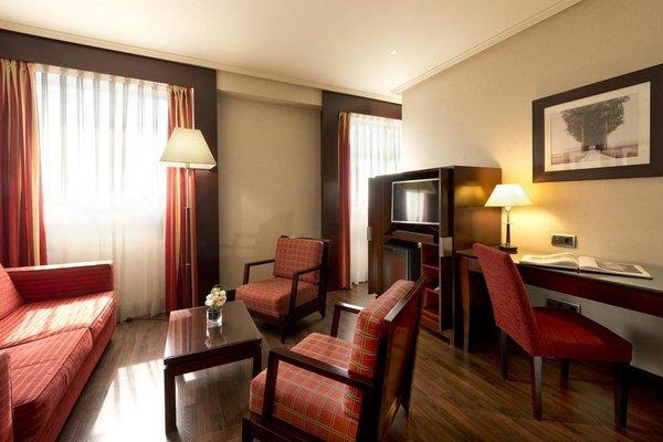 Hotel Sevilla Center - фото 5