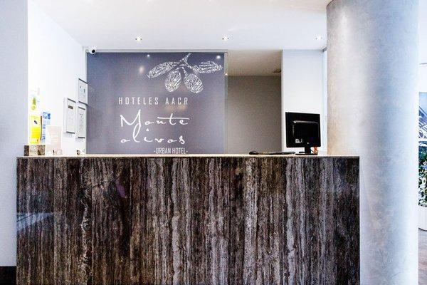 AACR Hotel Monteolivos - фото 13