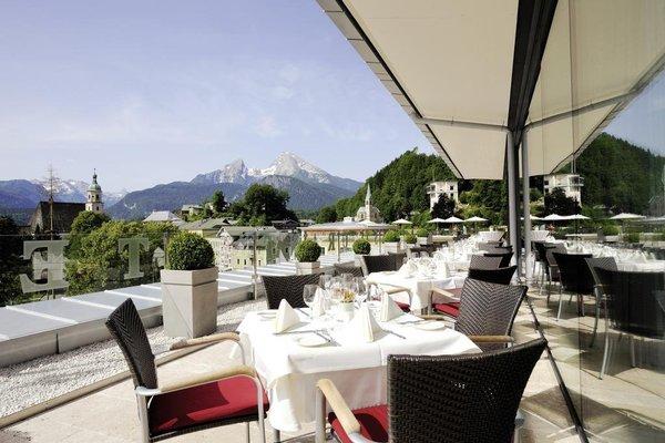 Hotel Edelweiss Berchtesgaden - фото 12