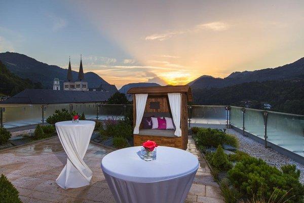 Hotel Edelweiss Berchtesgaden - фото 14