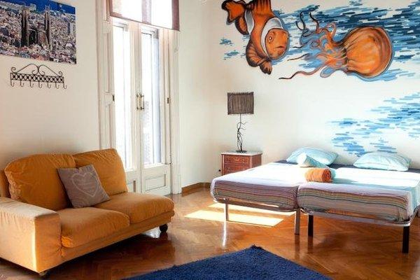 Hostel Tierra Azul Barcelona - фото 11