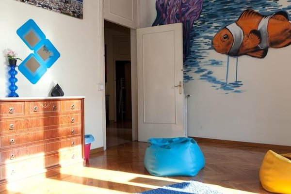 Hostel Tierra Azul Barcelona - фото 13