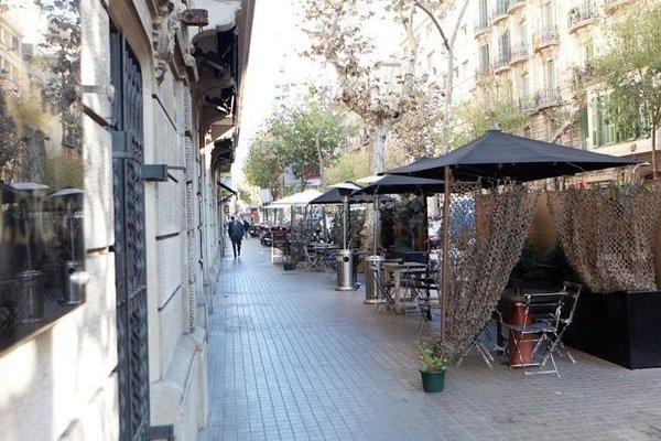 Hostel Tierra Azul Barcelona - фото 23