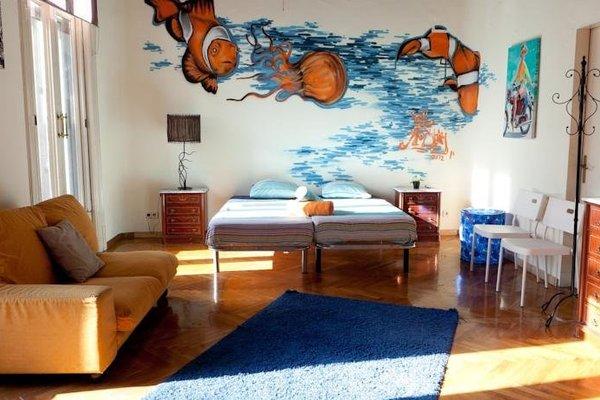 Hostel Tierra Azul Barcelona - фото 7