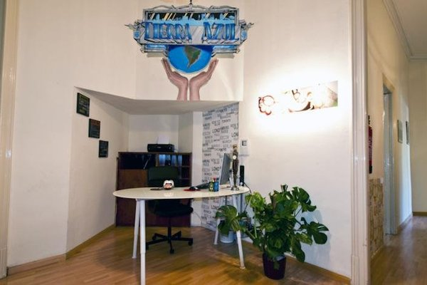Hostel Tierra Azul Barcelona - фото 9