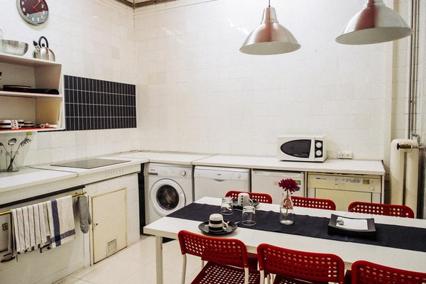 Hostel Urban Rio Cea - фото 11