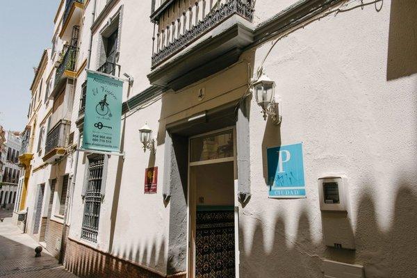Hostal Generalife - фото 0