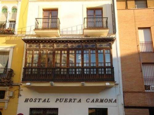 Hostal Puerta Carmona - фото 22