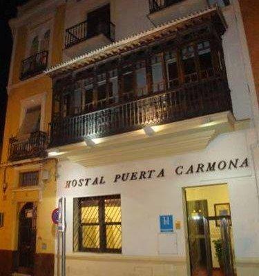 Hostal Puerta Carmona - фото 23