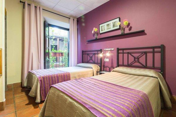 Hotel Patio de las Cruces - фото 50
