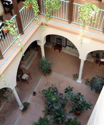 Hotel Patio de las Cruces - фото 15