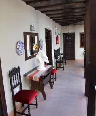 Hotel Patio de las Cruces - фото 5