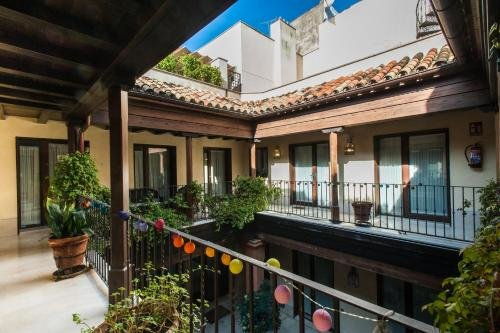 AT apartamentos & VTV Conde de Torrejon 10 - фото 18