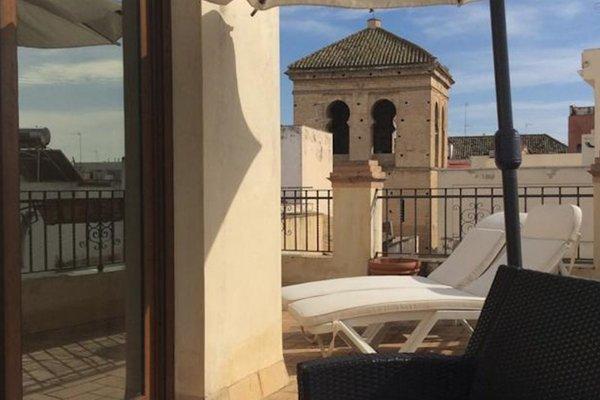 AT apartamentos & VTV Conde de Torrejon 10 - фото 20