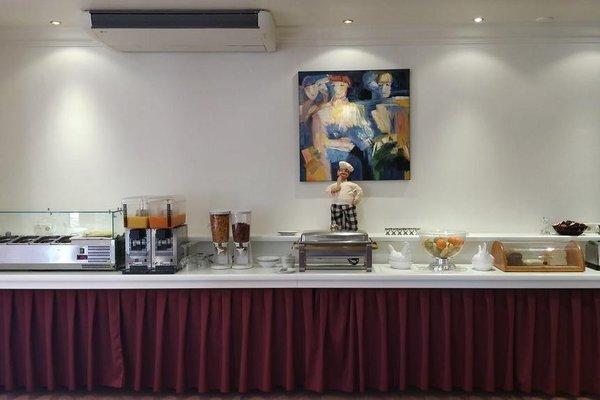 JS Hotel Epen - фото 11