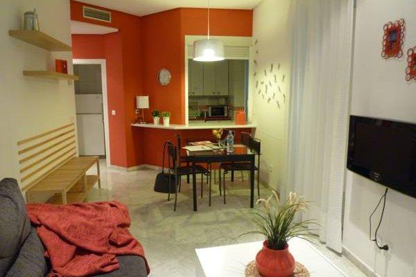 Sevilla Central Suites Apartamentos Fabiola - фото 1