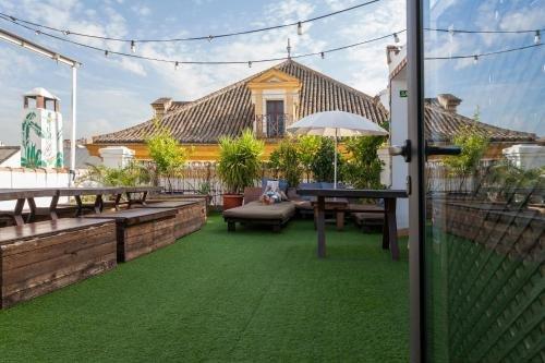 La Banda Rooftop Hostel - фото 22