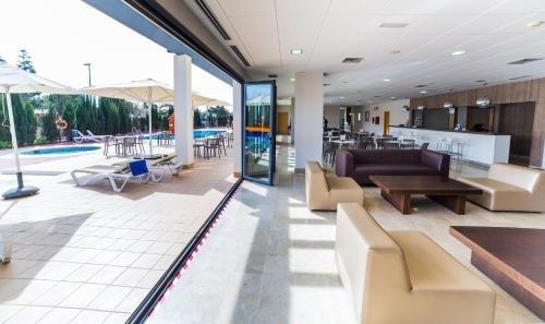 Hotel Sercotel Adaria Vera - фото 17