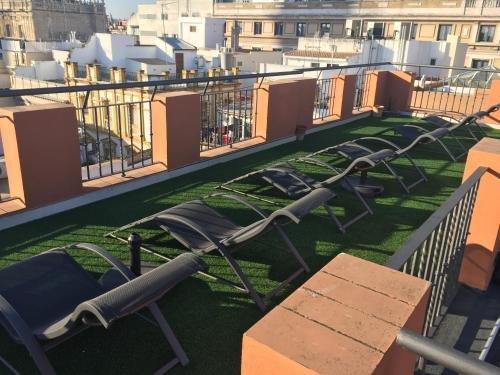 AQSevilla Apartments - фото 21