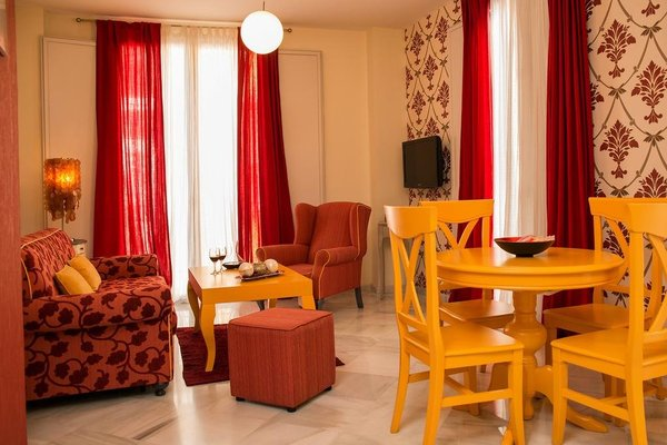 Pilatos Singular Apartments - фото 13