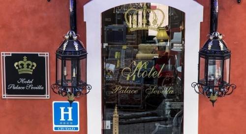 Hotel Palace Sevilla - фото 17