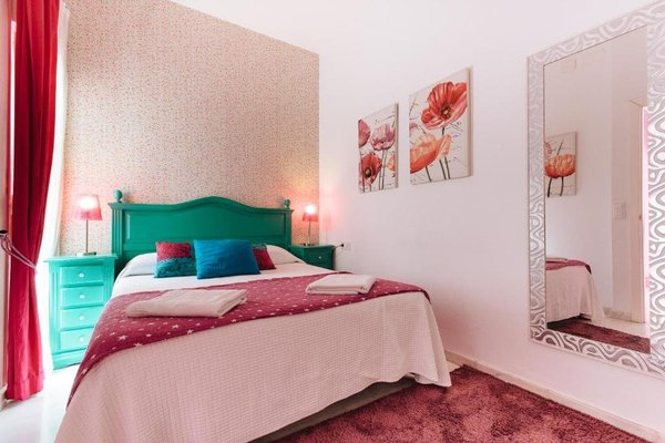 Virgenes Singular Apartments - фото 11