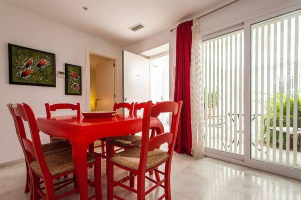 Virgenes Singular Apartments - фото 15