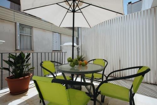 Virgenes Singular Apartments - фото 20
