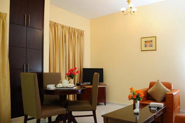 Tulip Inn Hotel Apartment - фото 15