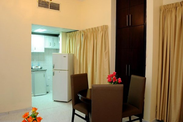 Tulip Inn Hotel Apartment - фото 16