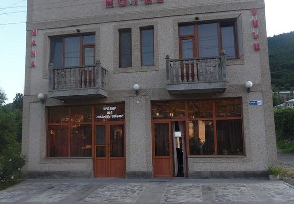 Гостиница Мана - фото 20