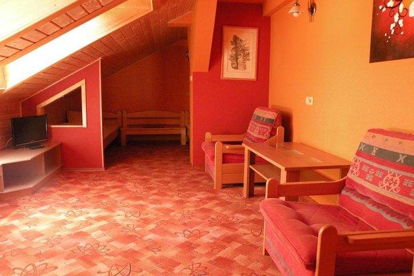 Hotel Lesni dum - фото 16