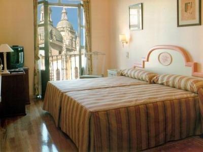 Hotel Sercotel Infanta Isabel - фото 2