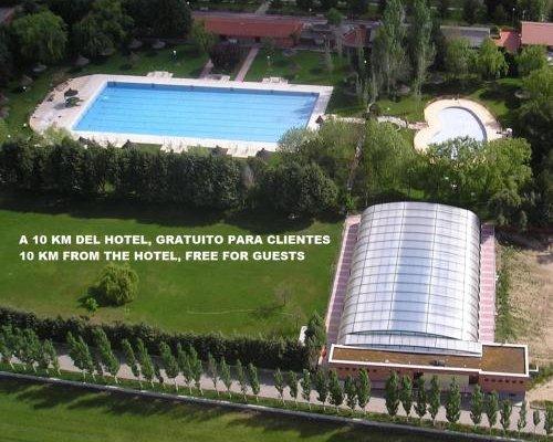 Hotel Real Segovia - фото 20
