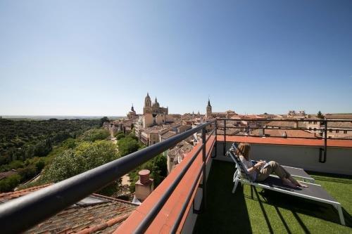 Hotel Real Segovia - фото 21