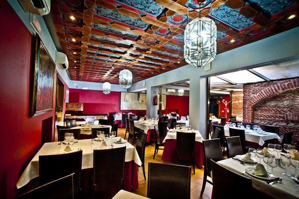 Hotel Condes de Castilla - фото 9