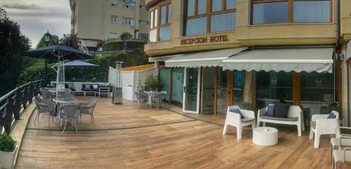 Hotel Faro de San Vicente - фото 20