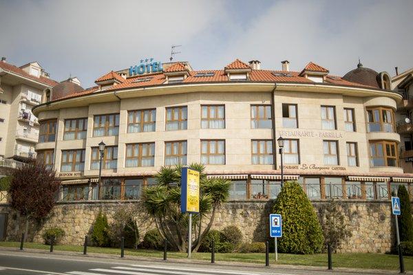Hotel Faro de San Vicente - фото 22