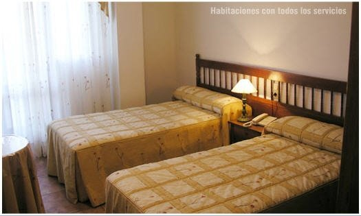 Hospederia Las Calzadas - фото 4