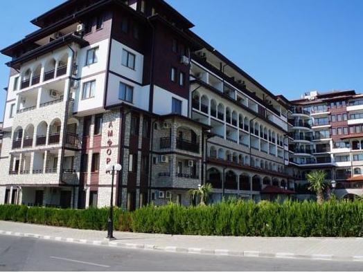 Dom-El Real Apartments Amphora - фото 4